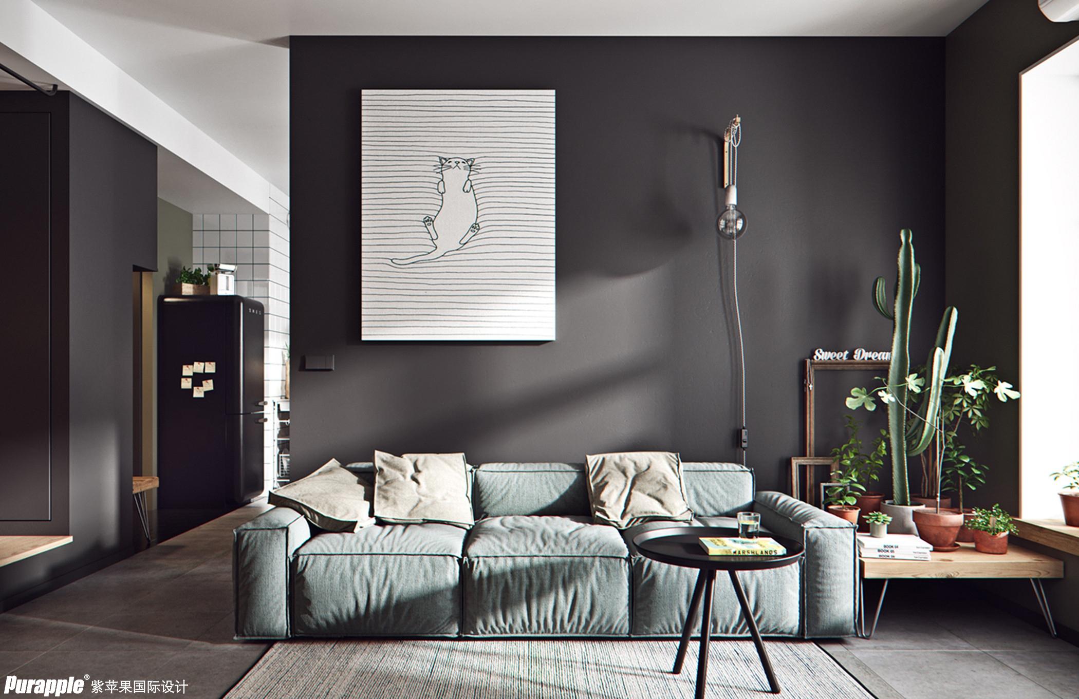 Đừng bỏ qua những ý tưởng này nếu bạn đang có dự định thiết kế một căn hộ studio nhỏ - Ảnh 17.