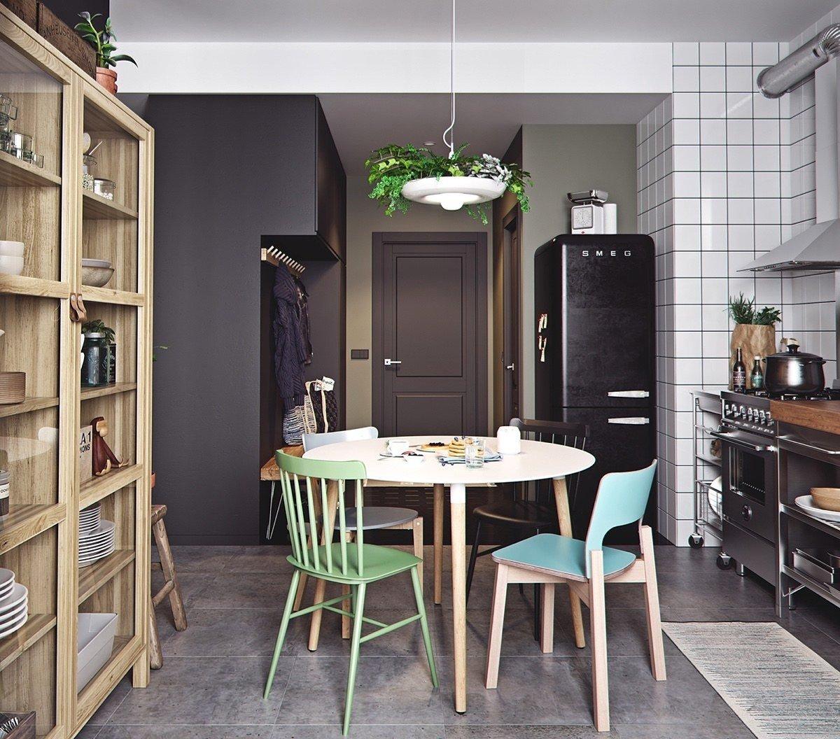 Đừng bỏ qua những ý tưởng này nếu bạn đang có dự định thiết kế một căn hộ studio nhỏ - Ảnh 12.