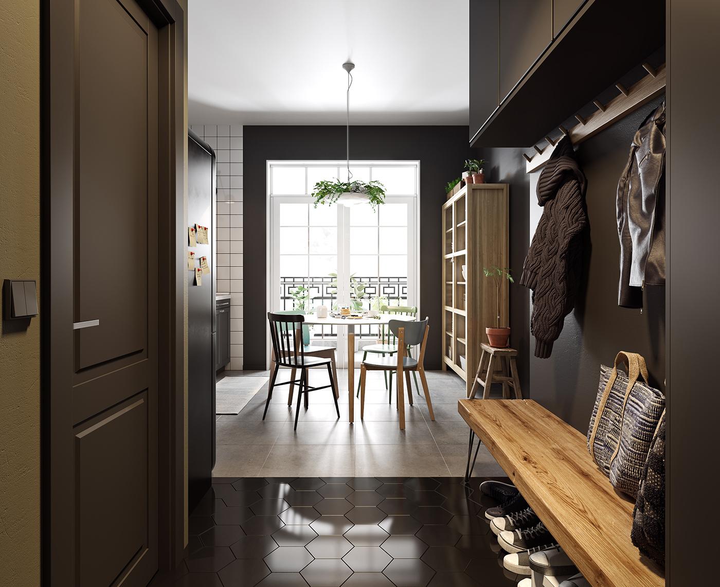 Đừng bỏ qua những ý tưởng này nếu bạn đang có dự định thiết kế một căn hộ studio nhỏ - Ảnh 13.