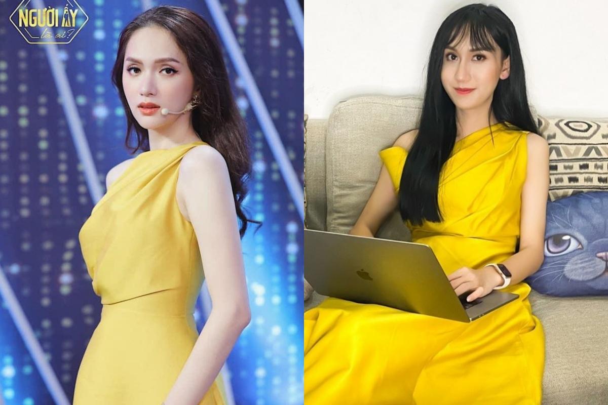 Lynk Lee đụng hàng với Hương Giang: Hoa hậu chuyển giới vẫn lấn át một bậc nhờ độ sang chảnh - Ảnh 6.