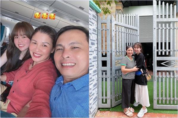 Huỳnh Anh dự tiệc sinh nhật mẹ Quang Hải, còn chuẩn bị hẳn một món quà hấp dẫn mà bất kể người phụ nữ nào nhìn cũng thích mê - Ảnh 3.