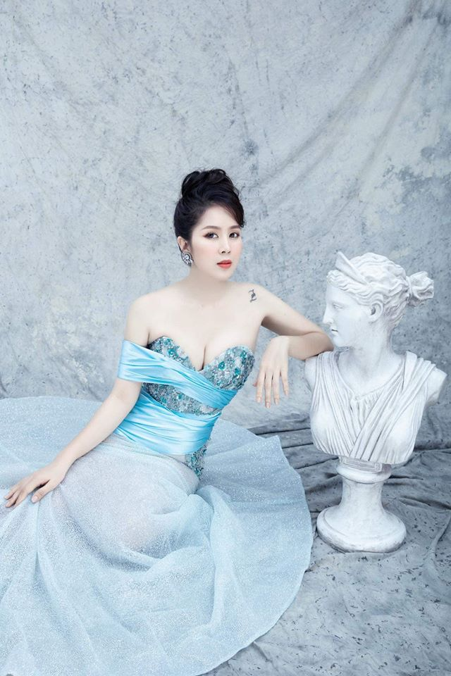 """Lê Phương khẳng định: """"Không có phụ nữ mụp, chỉ có phụ nữ chưa quyết tâm giảm cân""""."""