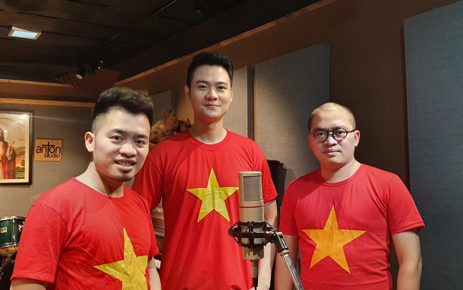 Nghệ sĩ Kim Quang lay động triệu trái tim với những ca khúc cổ vũ chống dịch Covid-19