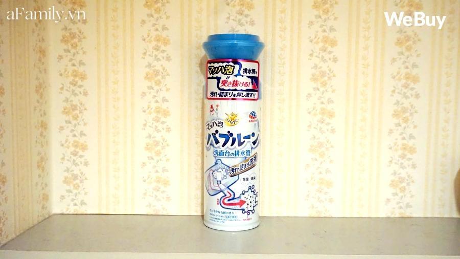 Ở với người Nhật nhiều năm, cô gái Việt học được loạt sản phẩm diệt khuẩn, loại bỏ mùi hôi nhà vệ sinh cực chất lượng - Ảnh 10.