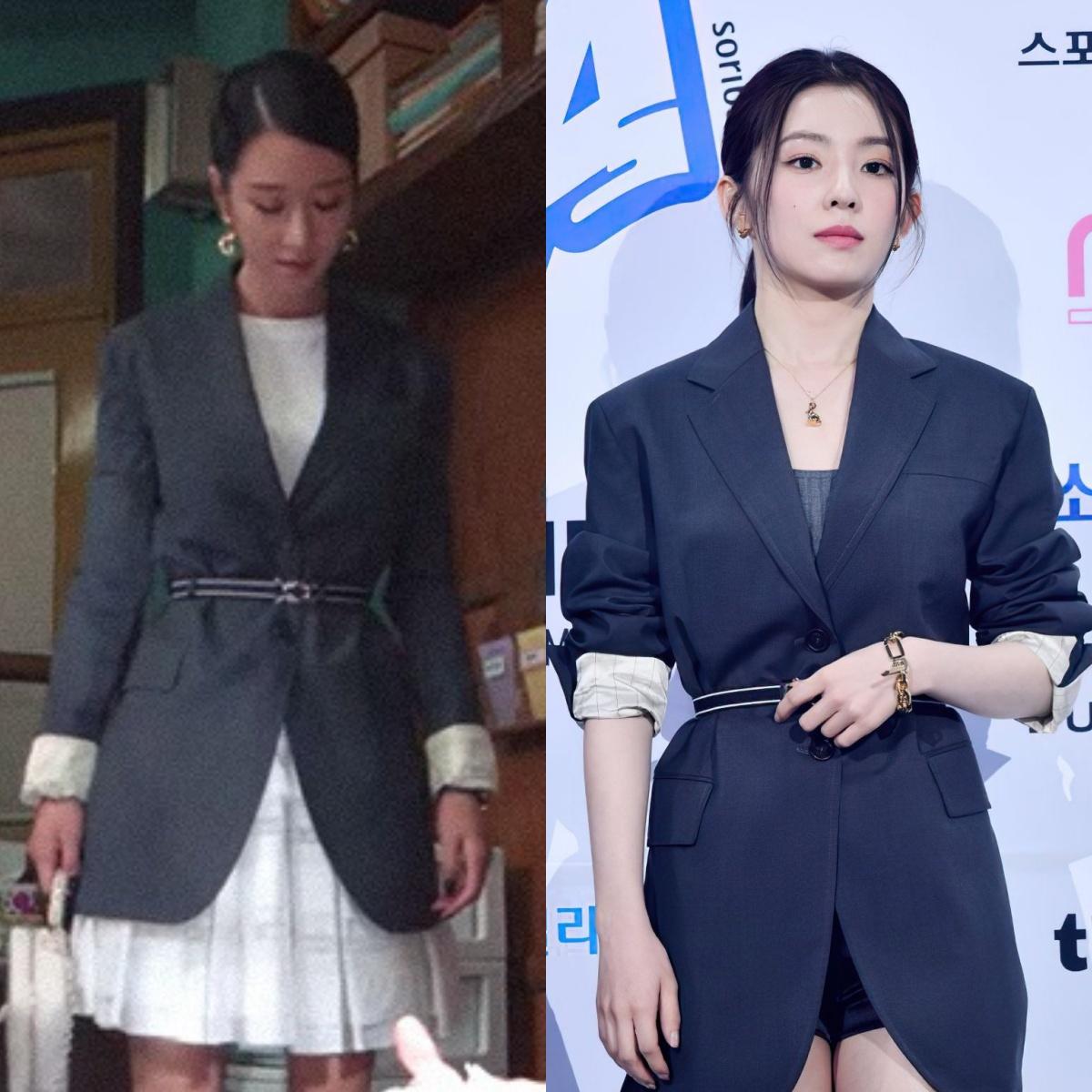 """Đụng váy với """"điên nữ"""" Seo Ye Ji mà Irene chẳng hề lép vế, thậm chí còn lất át về độ trẻ trung, sexy - Ảnh 7."""