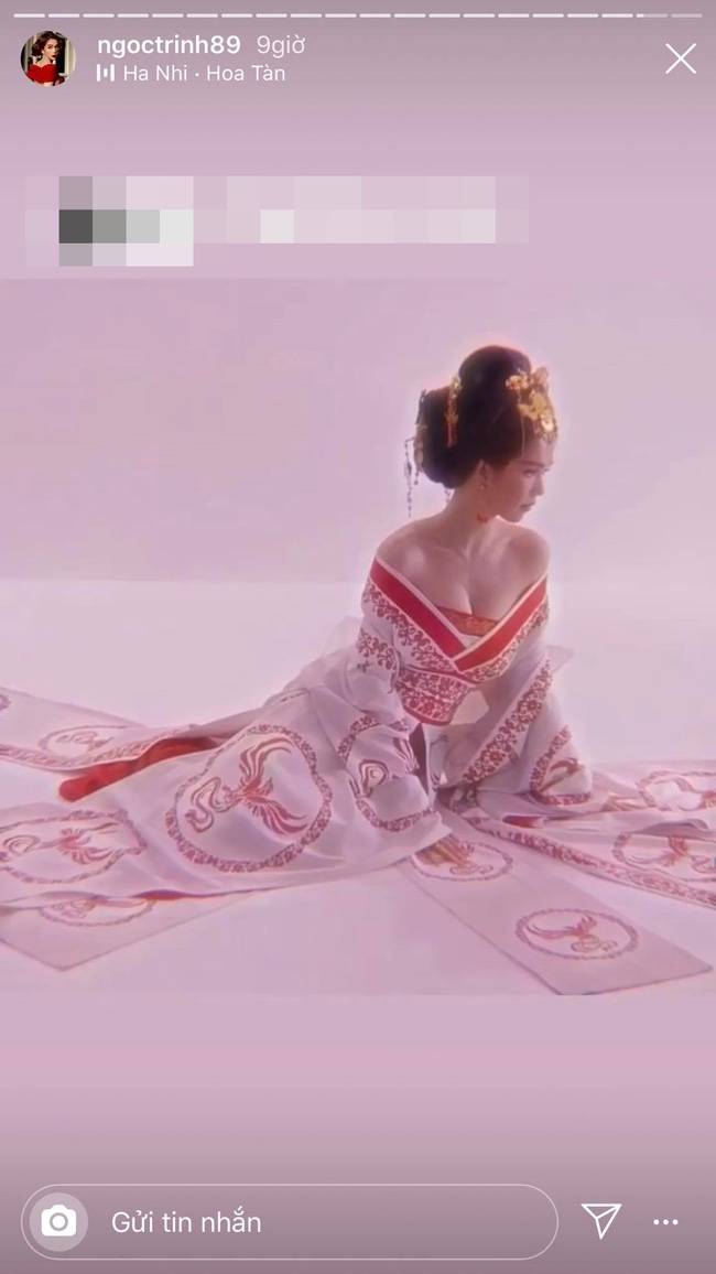 """Ngọc Trinh bắt chước style của Song Hye Kyo: Sao y bản chính về tạo hình nhưng thần thái thì cách """"một trời một vực""""? - Ảnh 11."""
