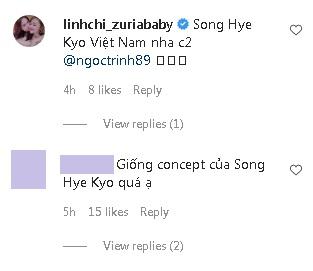 """Ngọc Trinh bắt chước style của Song Hye Kyo: Sao y bản chính về tạo hình nhưng thần thái thì cách """"một trời một vực""""? - Ảnh 8."""