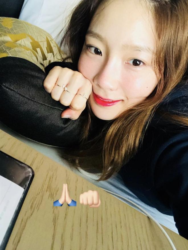 Taeyeon bật mí các bước skincare để da căng mịn như tuổi 18 dù đã ngoài 30, dùng kem chống nắng chưa đến 400k - Ảnh 1.