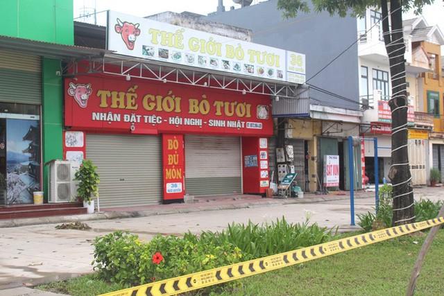 Bắc Ninh có 8 người liên quan đến đến ổ dịch COVID -19 ở Hải Dương - Ảnh 1.