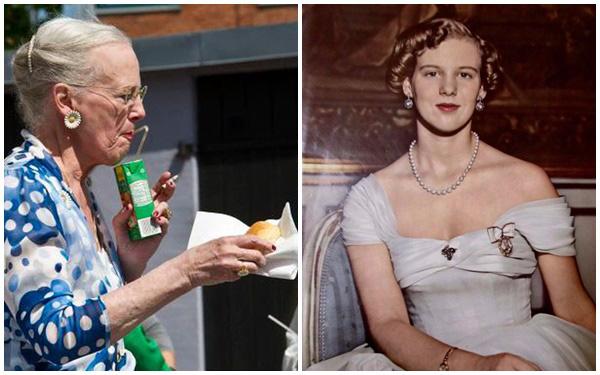 """Vị nữ vương Đan Mạch thích phá vỡ mọi chuẩn mực hoàng gia thời trẻ là thiếu nữ """"vạn người mê"""" vừa đẹp, vừa thần thái"""