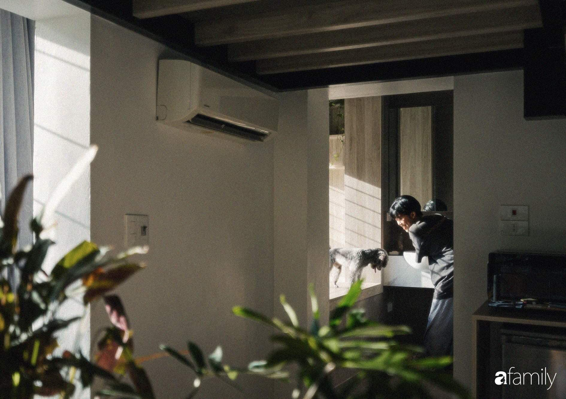 """Căn hộ 23m² xuống cấp được """"lột xác"""" thành không gian tiện nghi cho anh chàng độc thân có chi phí 200 triệu đồng ở quận Hoàn Kiếm, Hà Nội - Ảnh 12."""