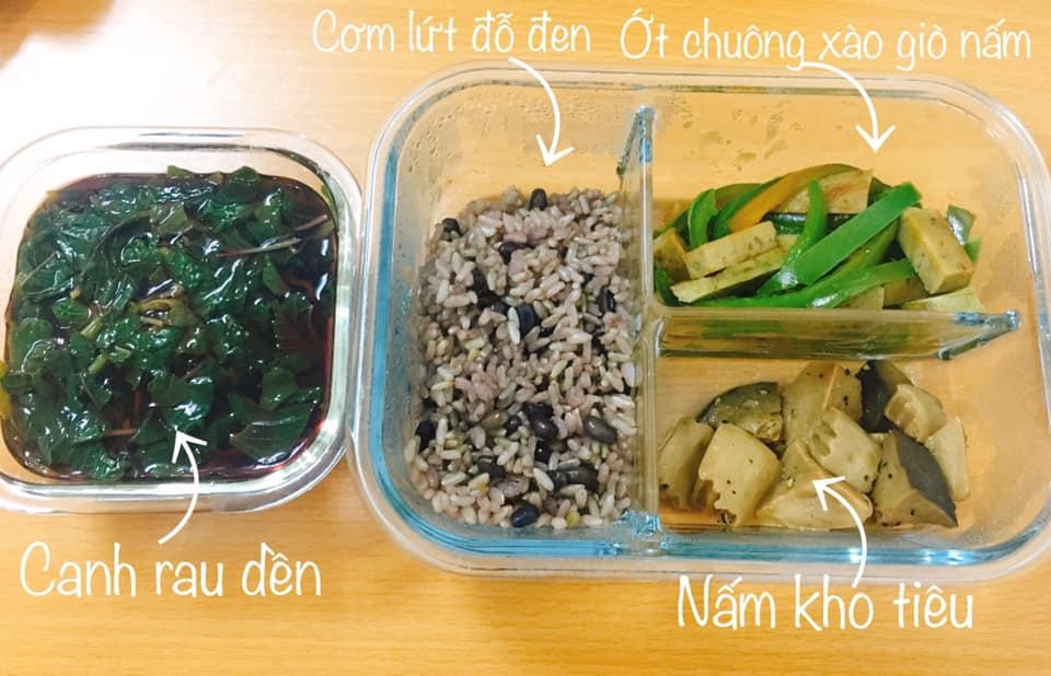 Ưng mắt hộp cơm chay của cô nhân viên văn phòng Hà Nội cùng bật mí những mẹo mua đồ chay tươi ngon, đầy đủ chất dinh dưỡng mà giá đắt nhất chỉ 30K/hộp - Ảnh 6.