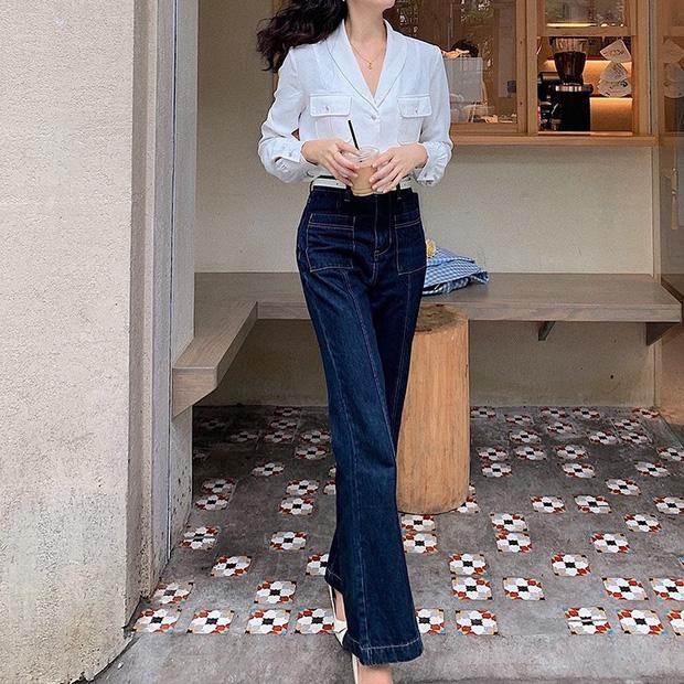 6 items nàng công sở nên ghim chặt để mặc đẹp khi thu sang, toàn những món dễ mặc mà xịn đét - Ảnh 18.