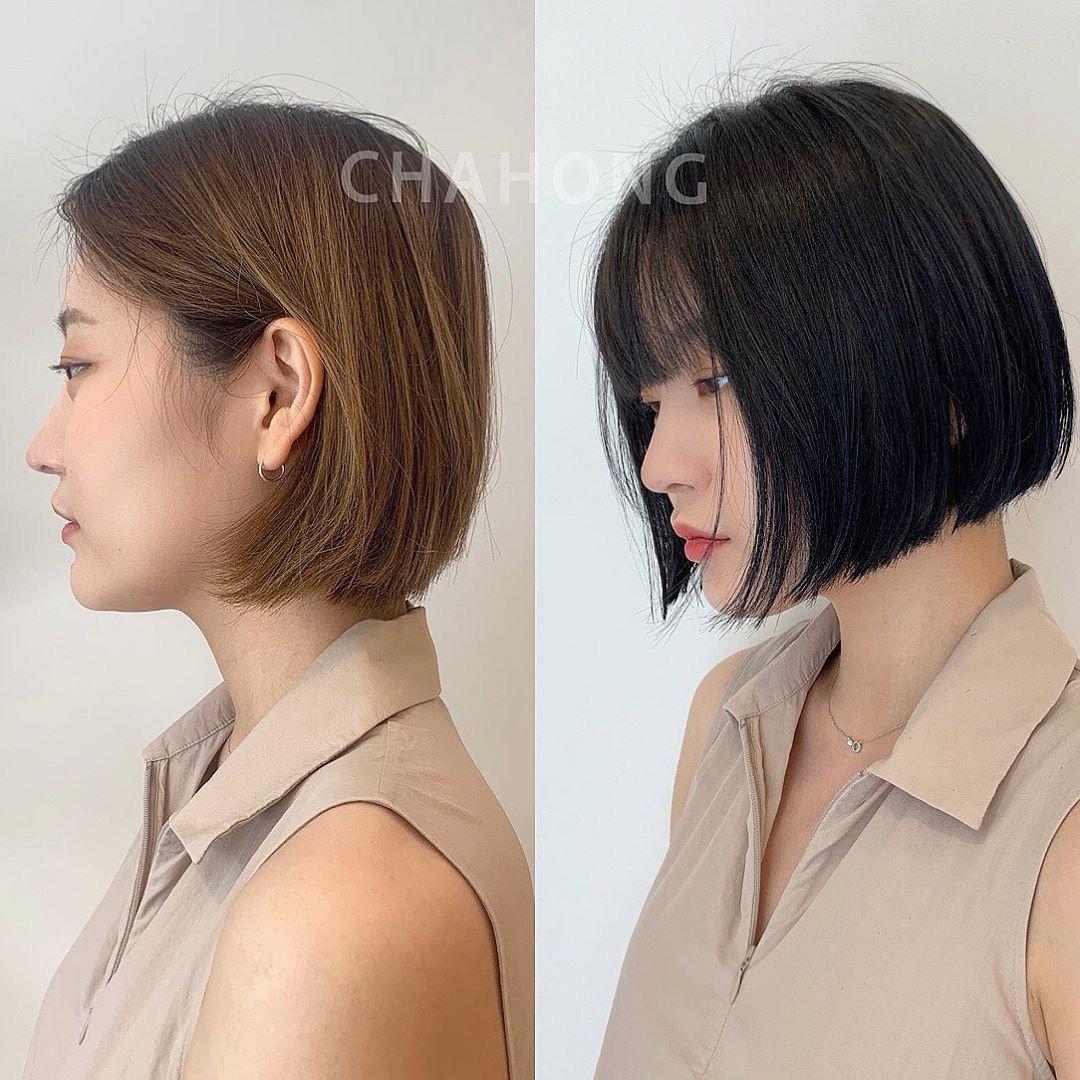 Tóc tai làm nên visual là có thật: Ngắm những màn F5 sau bạn sẽ muốn đổi đời cho mái tóc nhạt nhòa ngay lập tức - Ảnh 5.