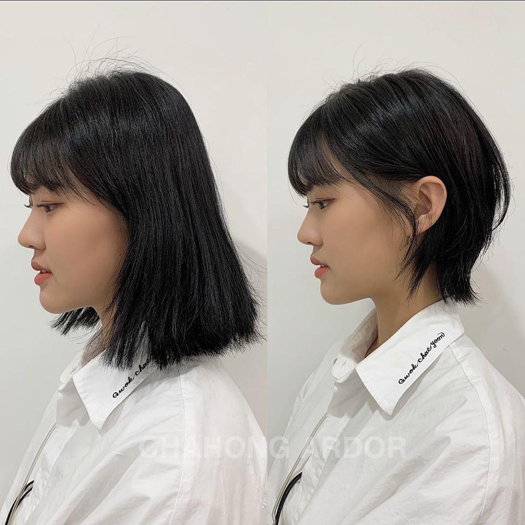 Tóc tai làm nên visual là có thật: Ngắm những màn F5 sau bạn sẽ muốn đổi đời cho mái tóc nhạt nhòa ngay lập tức - Ảnh 6.