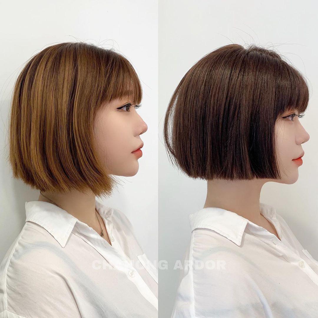 Tóc tai làm nên visual là có thật: Ngắm những màn F5 sau bạn sẽ muốn đổi đời cho mái tóc nhạt nhòa ngay lập tức - Ảnh 3.