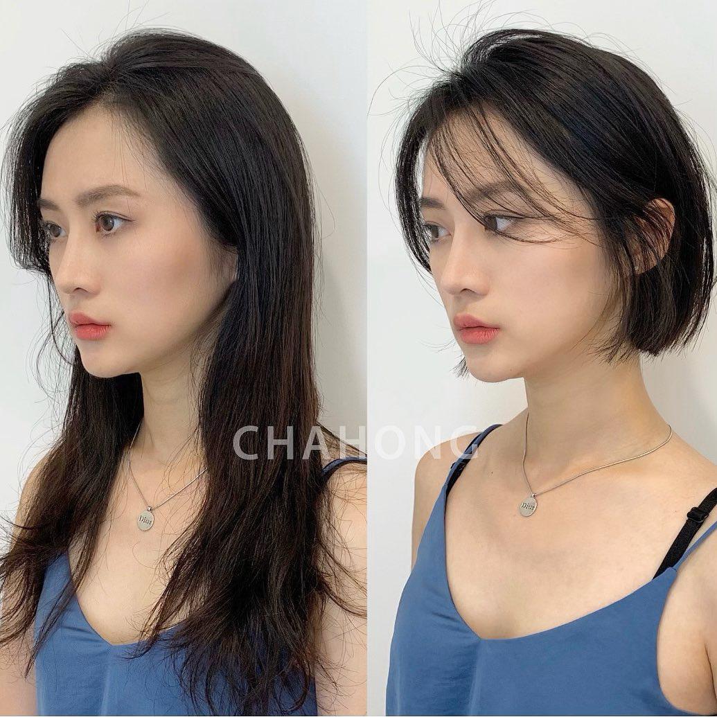 Tóc tai làm nên visual là có thật: Ngắm những màn F5 sau bạn sẽ muốn đổi đời cho mái tóc nhạt nhòa ngay lập tức - Ảnh 8.