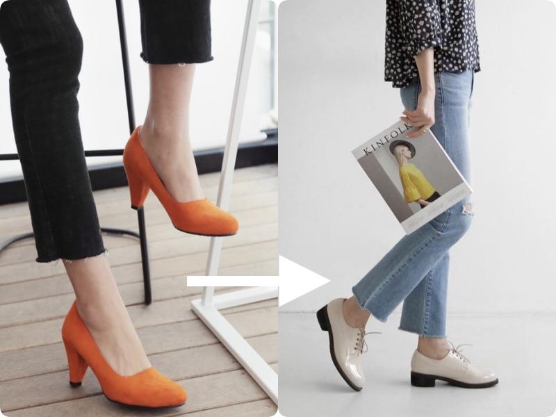 Trời mưa gió, chị em nên tránh đi mấy kiểu giày này để không bị ướt nhẹp - Ảnh 3.