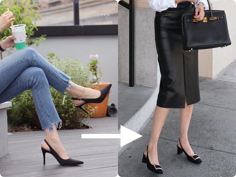 Trời mưa gió, chị em nên tránh đi mấy kiểu giày này để không bị ướt nhẹp - Ảnh 4.