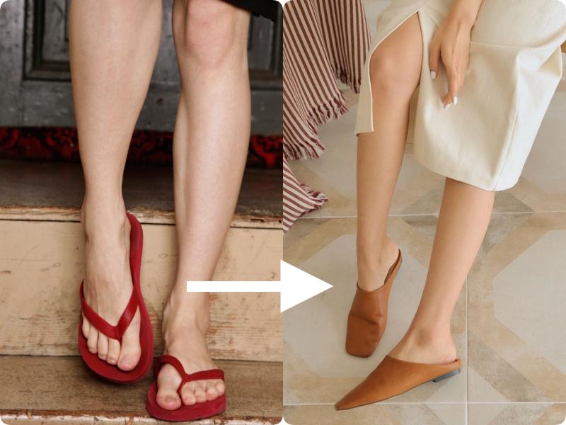 Trời mưa gió, chị em nên tránh đi mấy kiểu giày này để không bị ướt nhẹp - Ảnh 5.