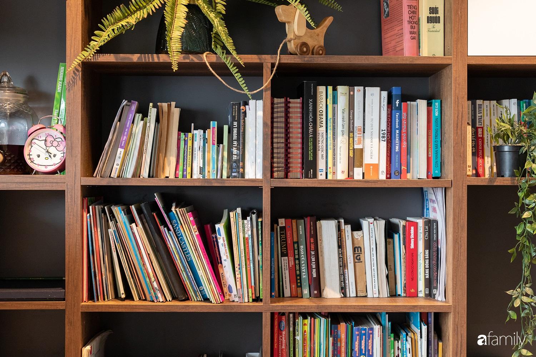 Căn hộ với chi phí phần nội thất gỗ có giá 200 triệu đồng đẹp cuốn hút theo phong cách tối giản ở Hà Nội - Ảnh 16.