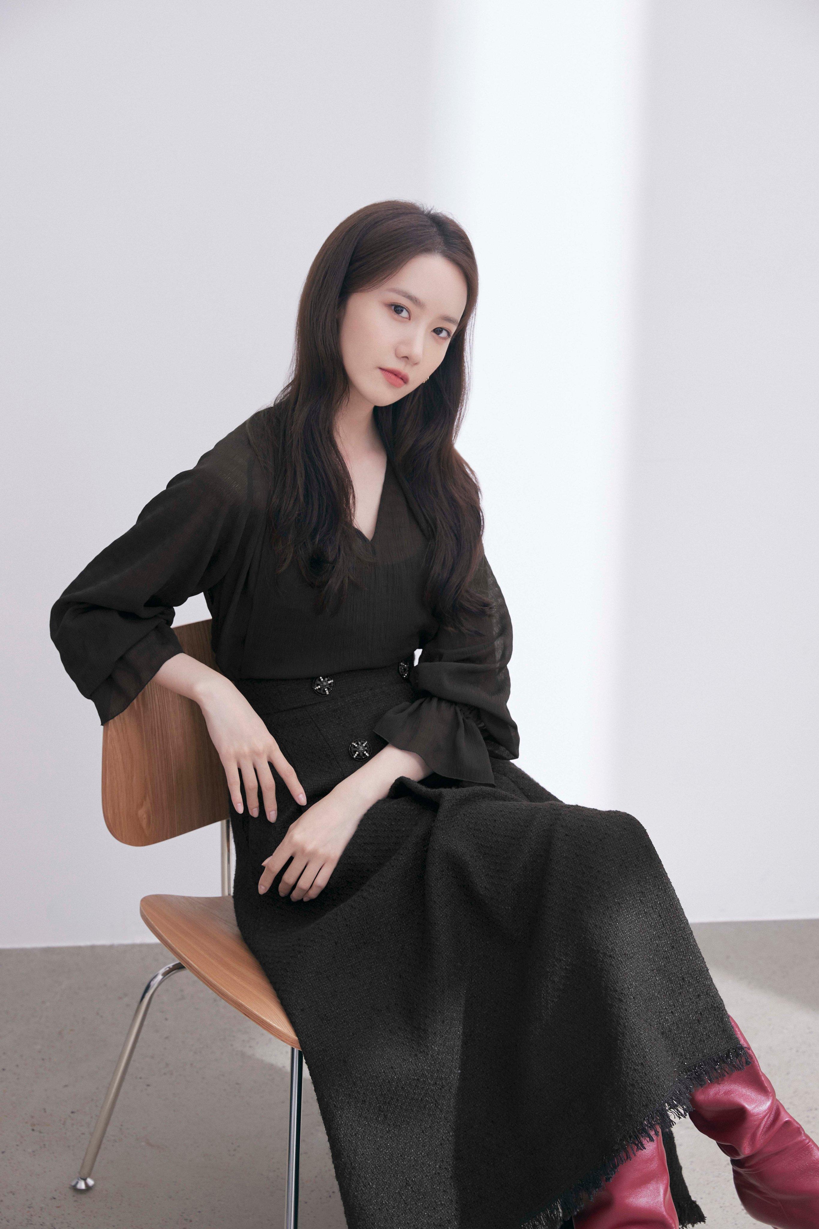Sang tuổi 30, Yoona tạm biệt style ngọt ngào. trong sáng quay ngoắt sang hình ảnh sang chảnh, quý phái như tiểu thư nhà tài phiệt - Ảnh 8.