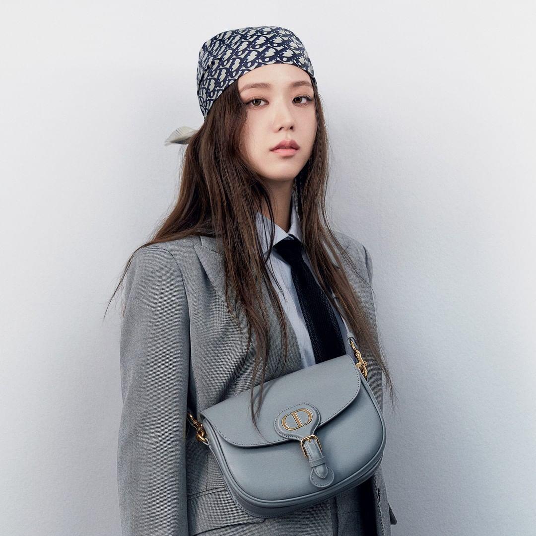 Đẳng cấp sang chảnh của Jisoo: Gây bão mạng khi lên Instagram của Dior nhưng thần thái mới là điều bất ngờ - Ảnh 5.