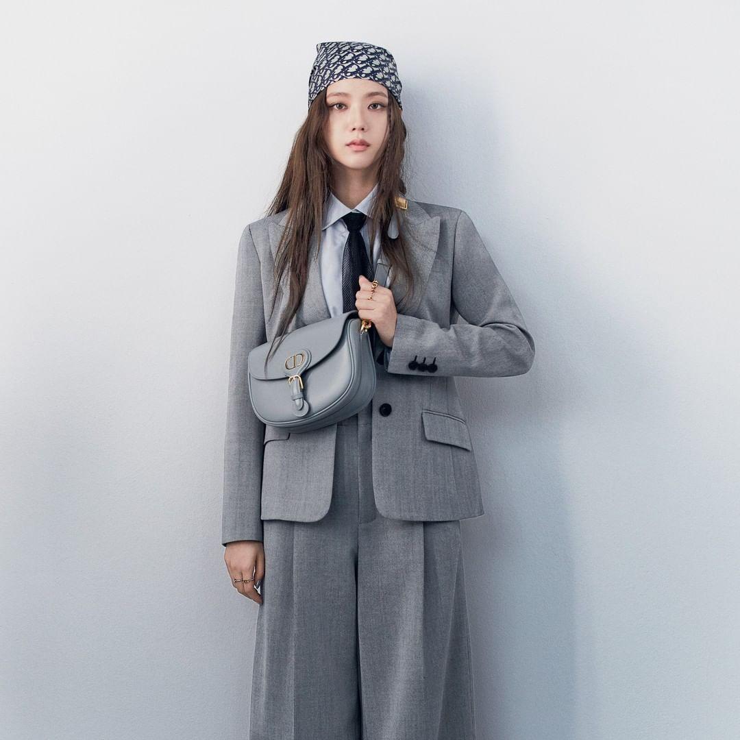 Đẳng cấp sang chảnh của Jisoo: Gây bão mạng khi lên Instagram của Dior nhưng thần thái mới là điều bất ngờ - Ảnh 6.