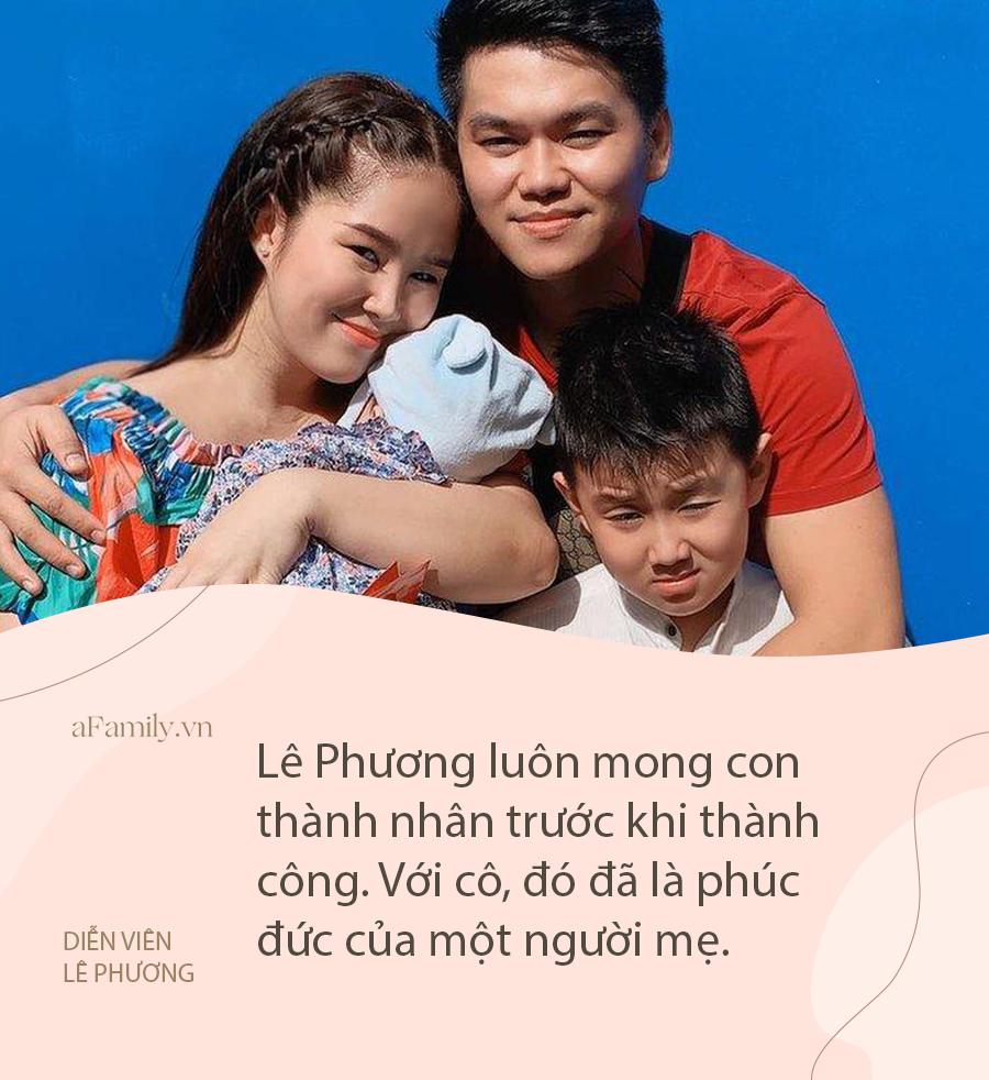 Được mẹ đón lên Sài Gòn chung sống sau 5 năm xa cách, con trai Lê Phương hiện có cuộc sống thế nào? - Ảnh 7.