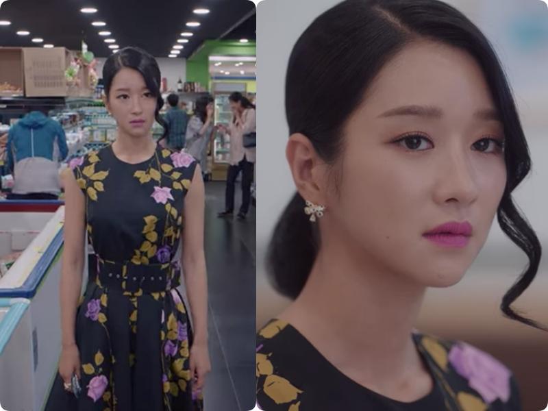 Cả phim đẹp mê hồn, gần cuối Seo Ye Ji lại diện kiểu tóc xoăn mái nhìn già câng - Ảnh 7.