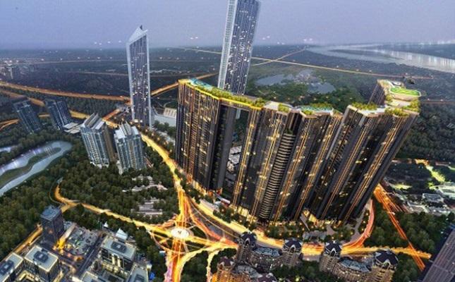 Mập mờ dự án chung cư hạng sang, chủ đầu tư thích thì tự phong - Ảnh 1.