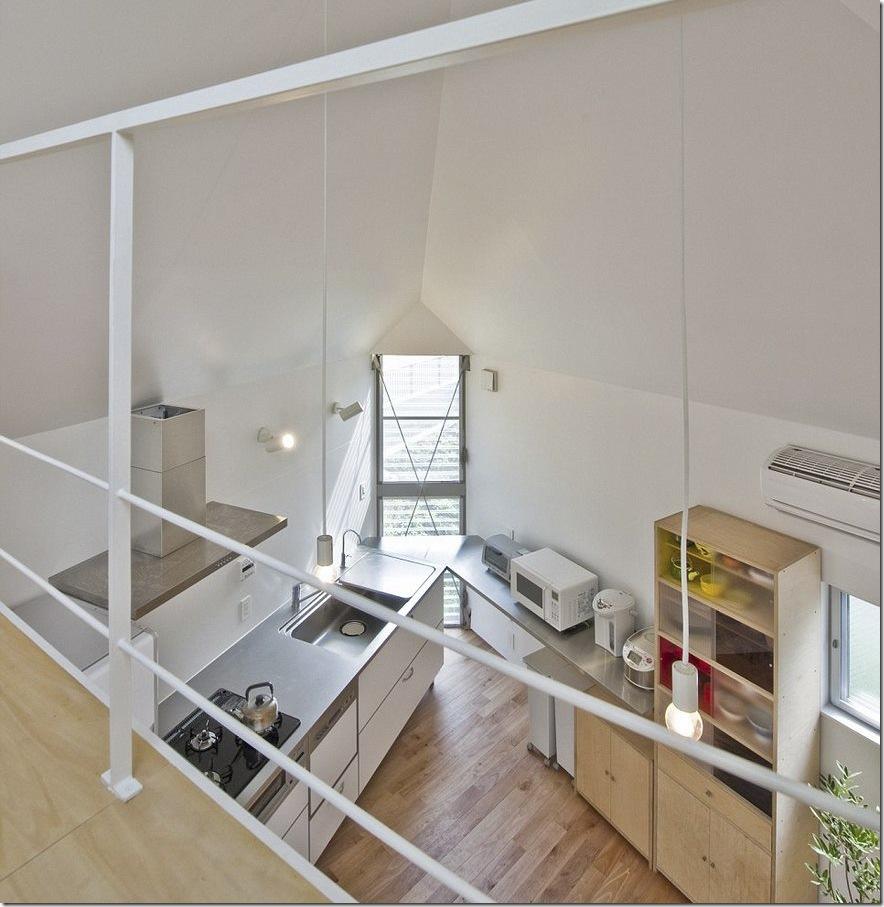 Căn nhà 2 tầng hình tam giác rộng 29m² tiện nghi, thoáng sáng bất ngờ - Ảnh 7.