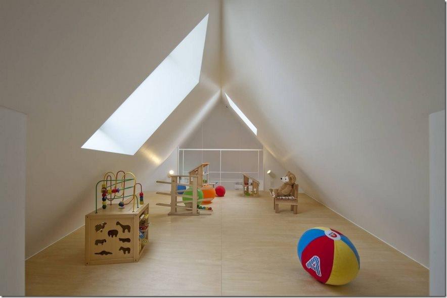 Căn nhà 2 tầng hình tam giác rộng 29m² tiện nghi, thoáng sáng bất ngờ - Ảnh 9.