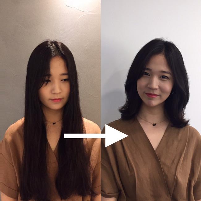 Tâm sự của cô nàng Hàn Quốc chưa đến 1m50: Chuyên phải đi giày độn đế, nhưng chiêu buộc tóc hack dáng mới khiến dân tình bất ngờ hơn cả - Ảnh 10.