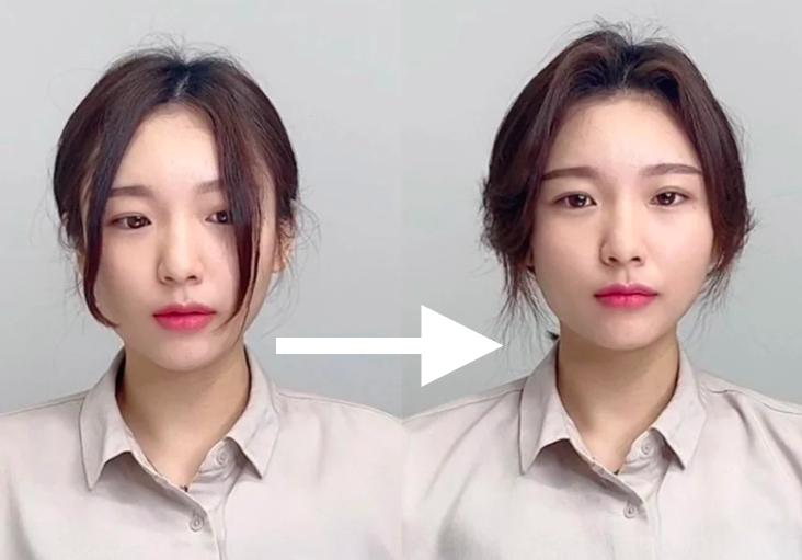 Tậm sự của cô nàng Hàn Quốc chưa đến 1m50: Chuyên phải đi giày độn đế, nhưng chiêu buộc tóc hack dáng mới khiến dân tình bất ngờ hơn cả - Ảnh 7.