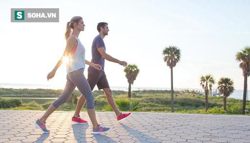 10 lợi ích tuyệt vời rất đáng giá của một kiểu đi bộ có thể thay đổi sức khỏe tổng thể - Ảnh 1.