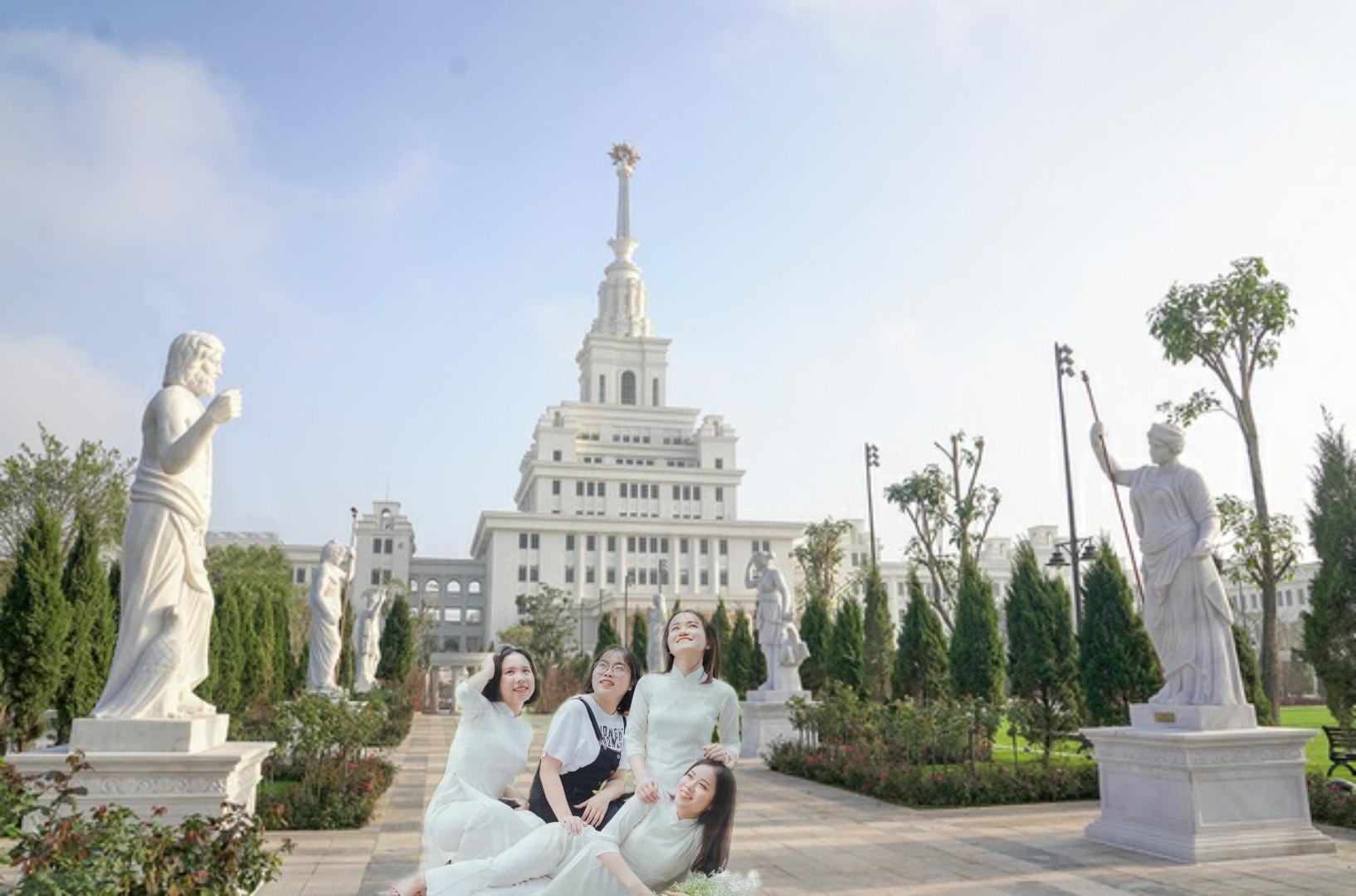 4 nữ sinh xinh đẹp cùng đỗ vào 7 trường đại học cực khủng ở Hà Nội, ai cũng phải choáng cho đến khi phát hiện ra một điều lạ - Ảnh 5.