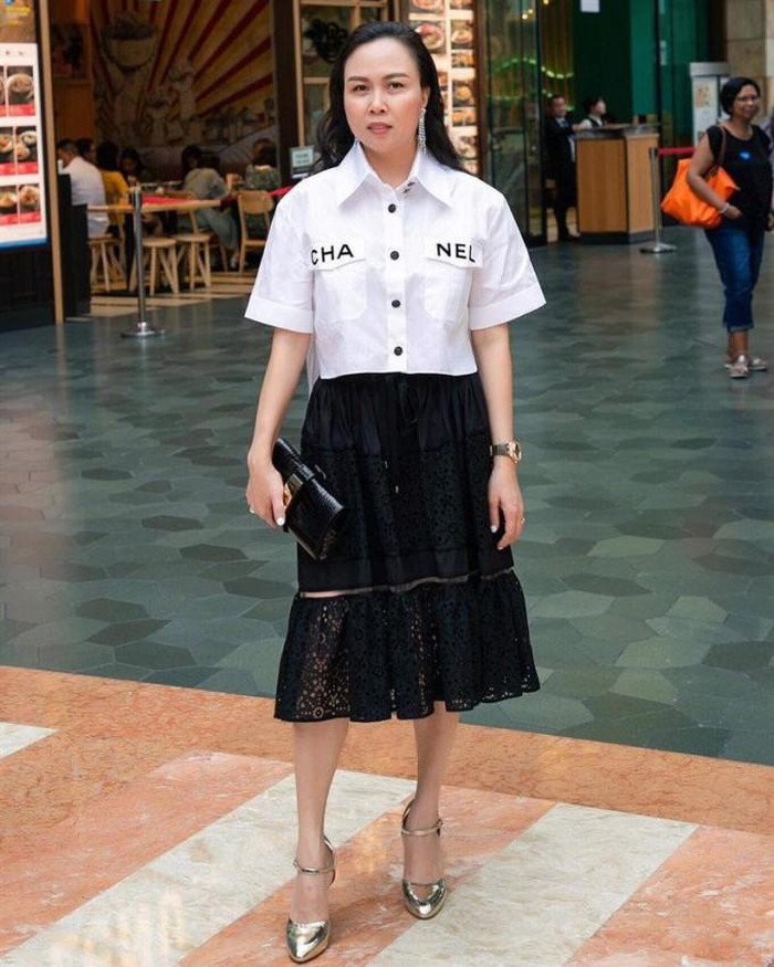 Thường xuyên mặc lố nhưng ít ai ngờ, Phượng Chanel từng là học sinh của ngôi trường được mệnh danh