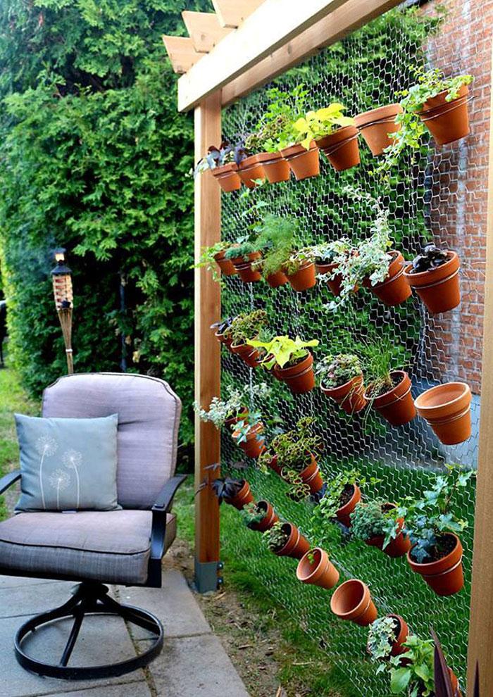 """""""Phù phép"""" chậu đất thành đồ trang trí siêu đáng yêu cho vườn nhà, cách làm vừa rẻ vừa đơn giản - Ảnh 3."""