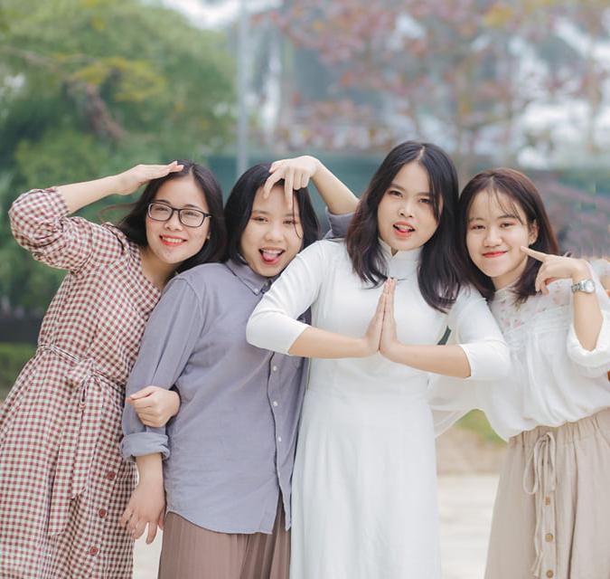 4 nữ sinh xinh đẹp cùng đỗ vào 7 trường đại học cực khủng ở Hà Nội, ai cũng phải choáng cho đến khi phát hiện ra một điều lạ - Ảnh 9.