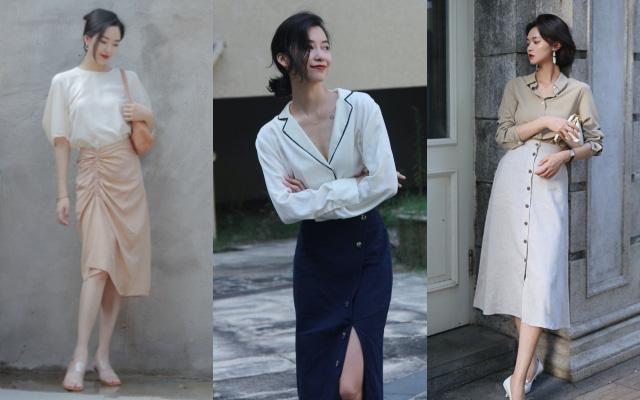 10 set đồ với chân váy để tôn lên nét nữ tính của phái đẹp