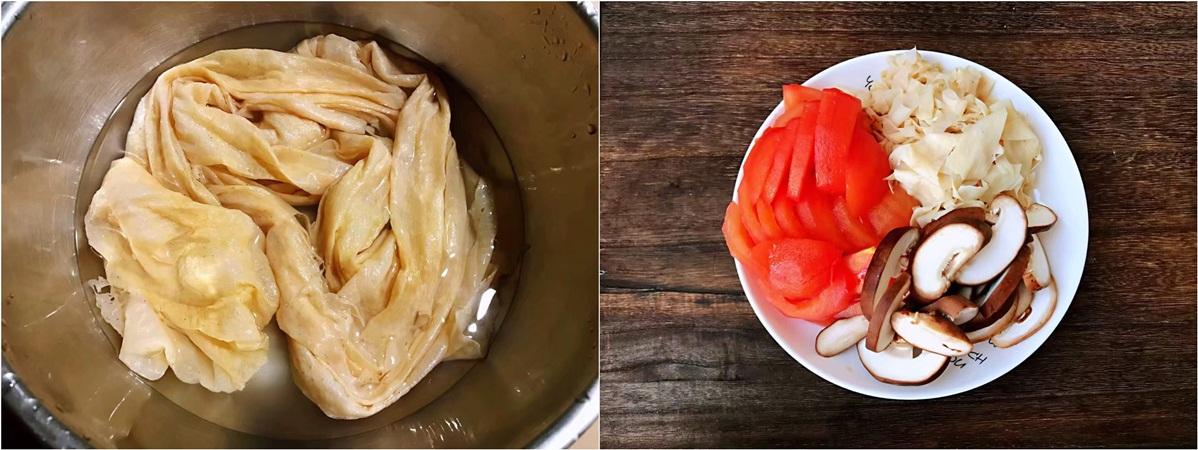 Có nguyên liệu này ai cũng biết nhưng chẳng ai cho vào canh cà chua, hóa ra lại ngon đến bất ngờ - Ảnh 2.