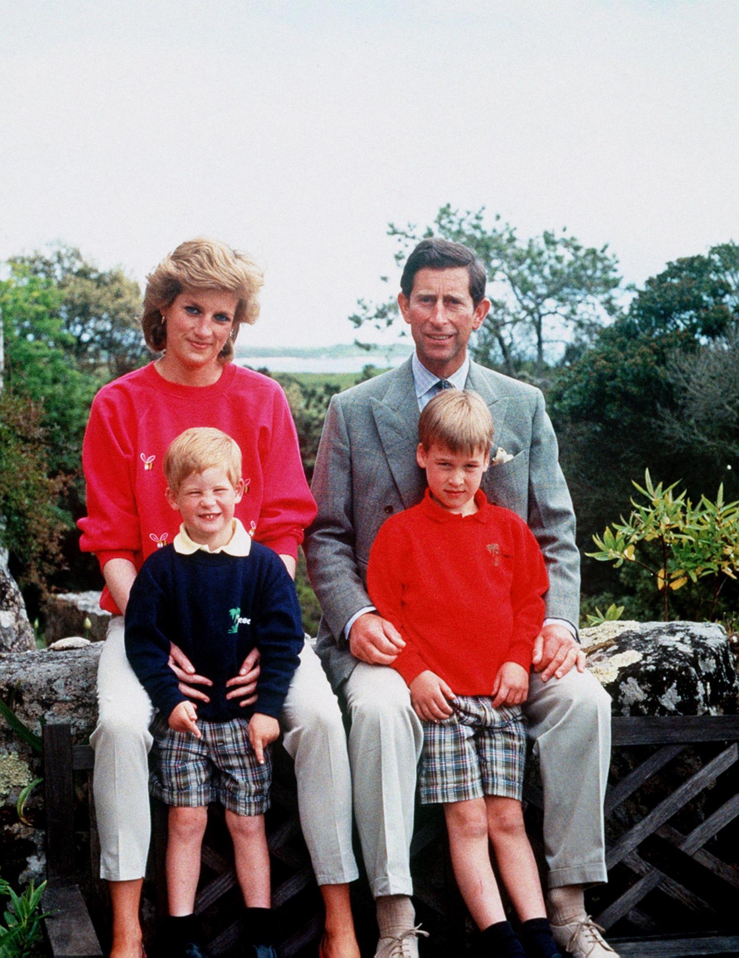 Nguyên do Hoàng tử William hết lòng yêu thương vợ, đó là bởi trước khi mất Công nương Diana đã đến tận trường học nói với con trai câu này - Ảnh 4.