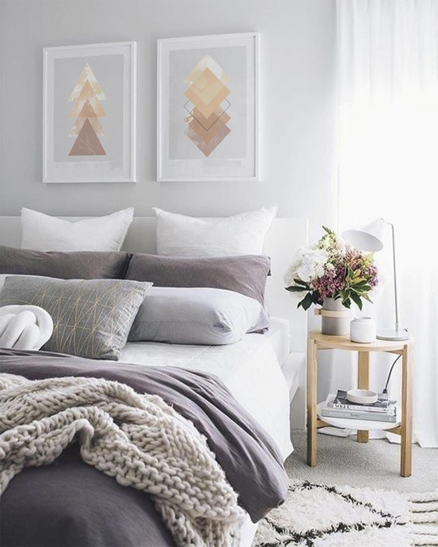 Mách bạn 10 mẹo giúp phòng ngủ nhỏ cỡ nào cũng xinh long lanh - Ảnh 2.