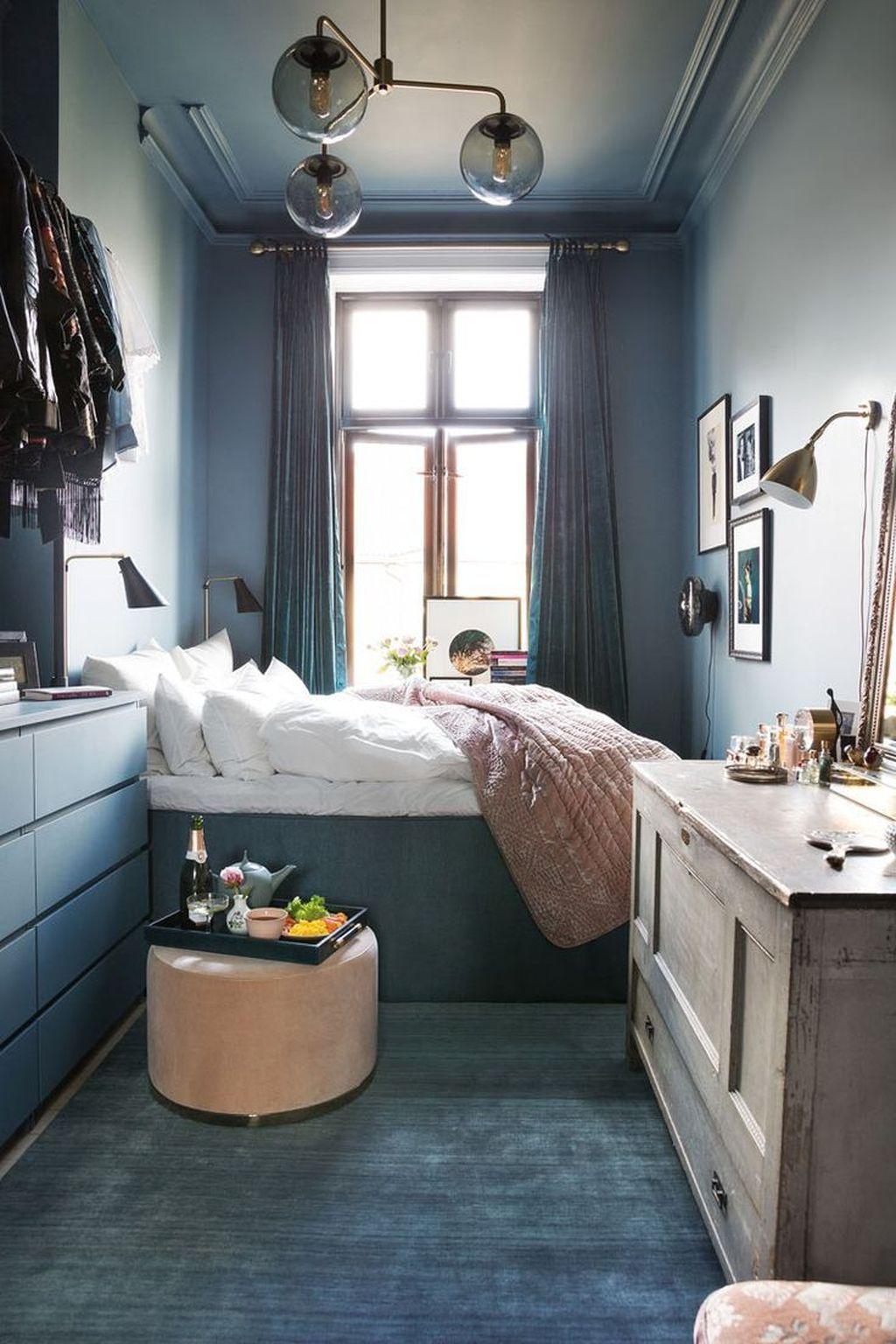 Mách bạn 10 mẹo giúp phòng ngủ nhỏ cỡ nào cũng xinh long lanh - Ảnh 6.