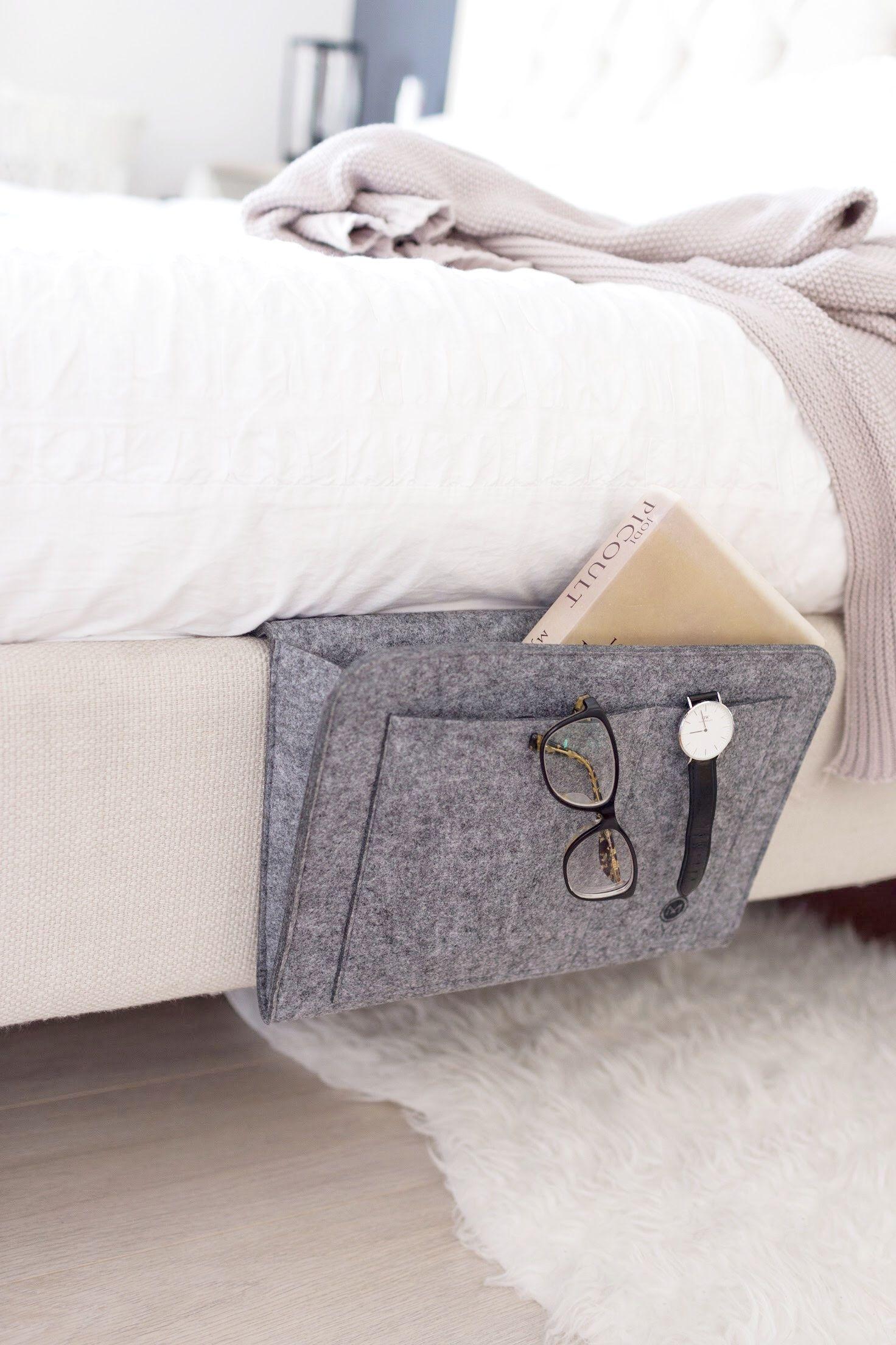 Mách bạn 10 mẹo giúp phòng ngủ nhỏ cỡ nào cũng xinh long lanh - Ảnh 3.