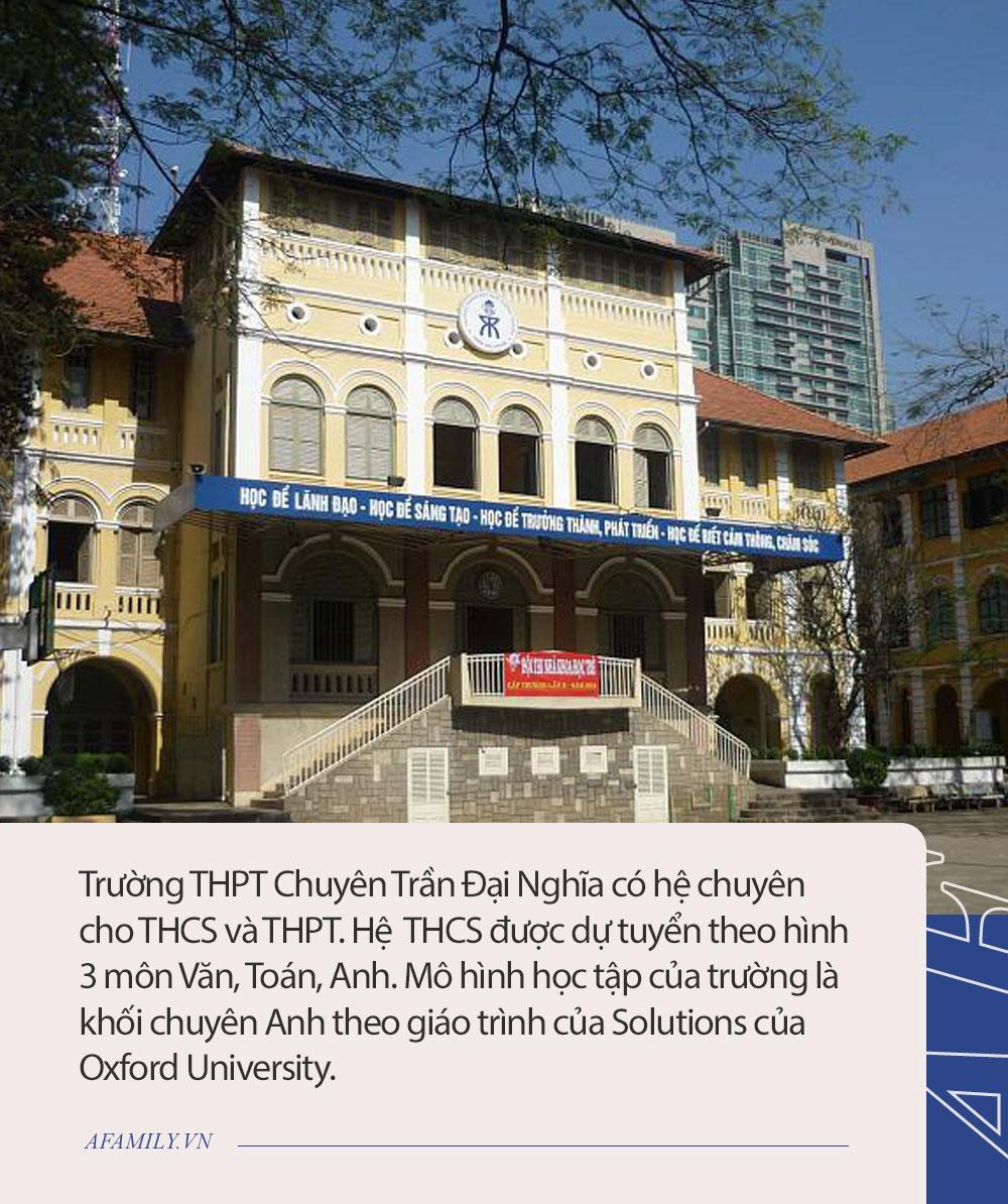 Top 7 trường THPT xuất sắc tại TP.HCM, có nơi được mệnh danh lò đào tạo nhân tài vì tiêu chuẩn giáo dục quá đỉnh cao - Ảnh 3.