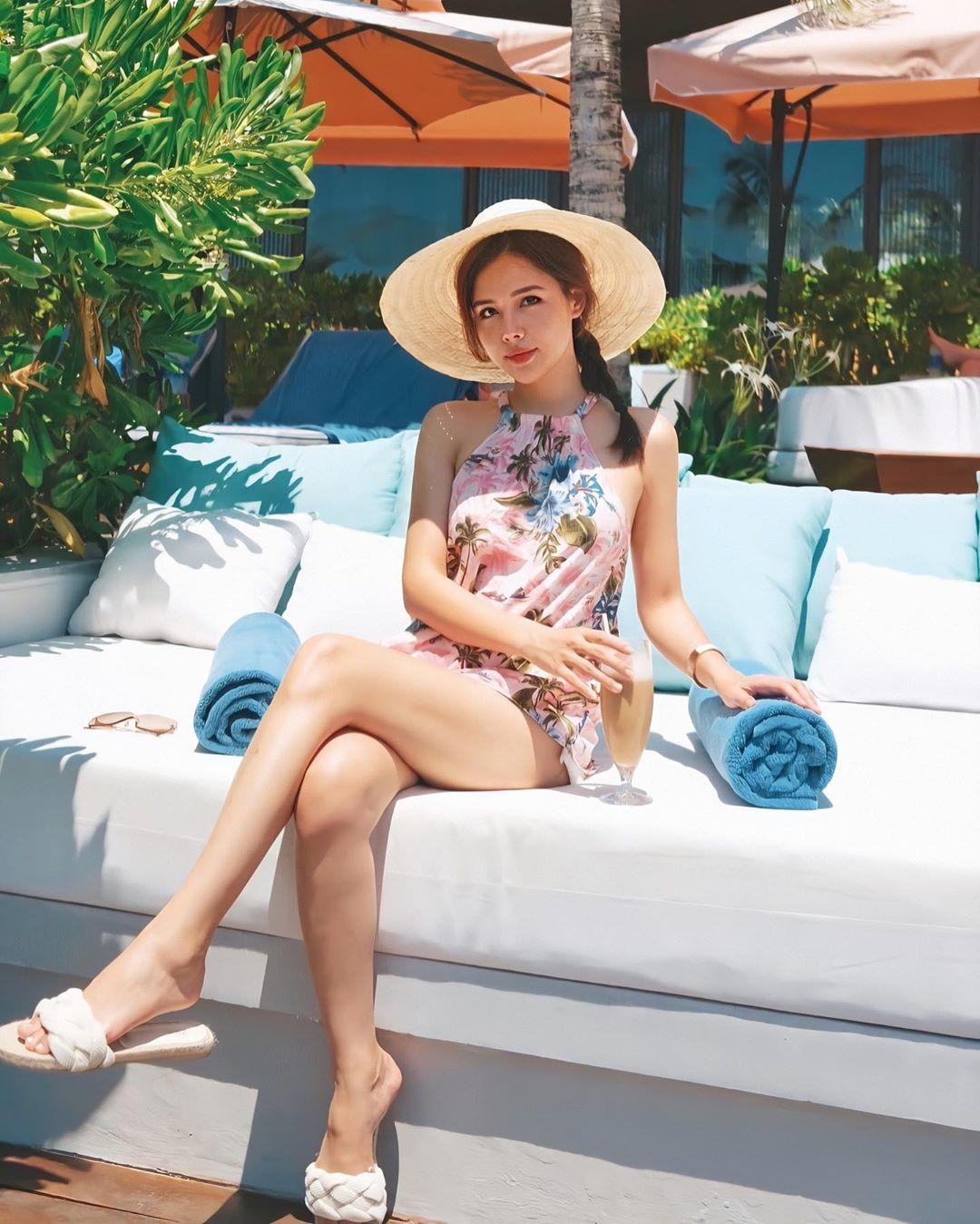 Phanh Lee khoe làn da mịn màng tuổi 30, bật mí tuyệt chiêu không cần kem nền mà da vẫn căng mọng - Ảnh 4.