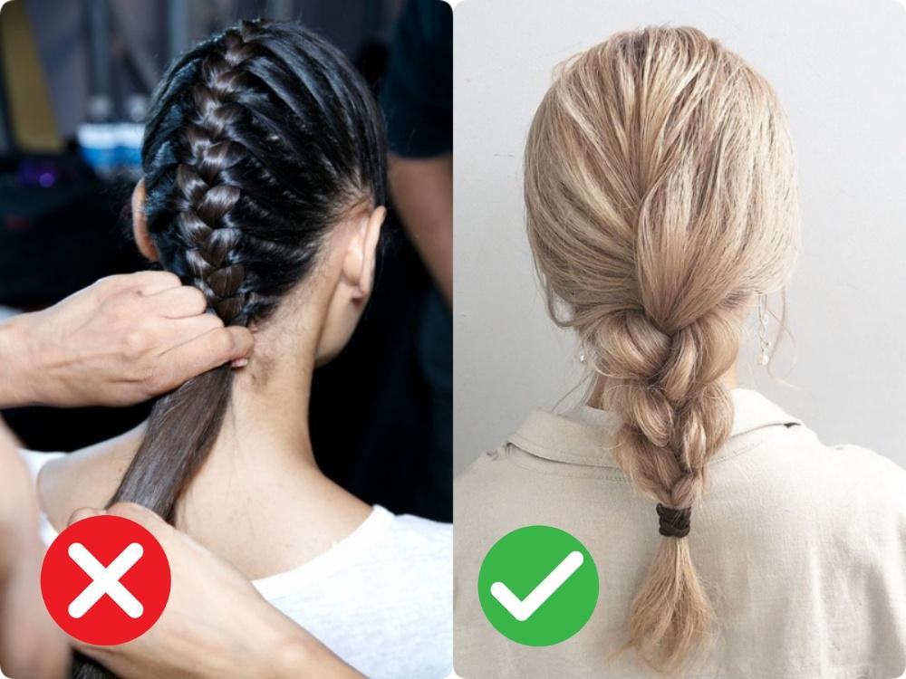 Làm điệu cho mái tóc, chị em đừng vô tình khiến tóc rụng cả búi chỉ vì sai lầm không đáng có - Ảnh 4.