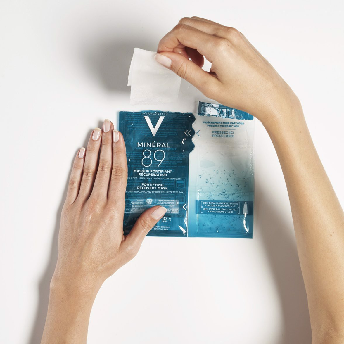 Da sẽ căng bóng như vừa làm liệu trình ở spa nếu bạn chuyển sang dùng mặt nạ giấy 2 ngăn - Ảnh 2.
